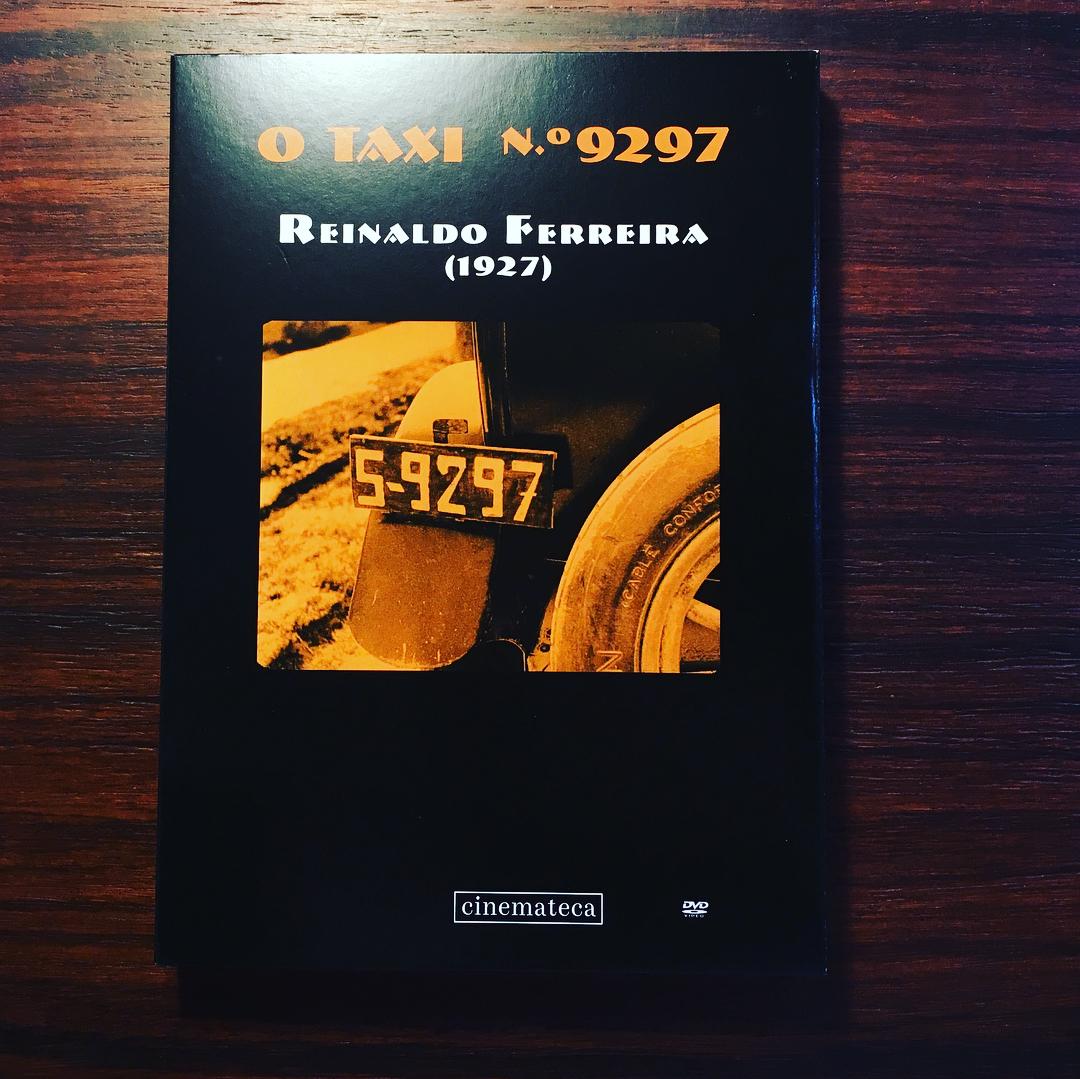 REINALDO FERREIRA • O TÁXI N.º 9297 (1927)