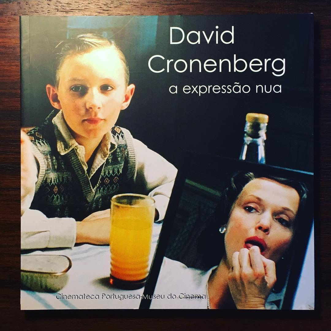 DAVID CRONENBERG • A EXPRESSÃO NUA • MARIA JOÃO MADEIRA & LUÍS MIGUEL OLIVEIRA (ORG.)