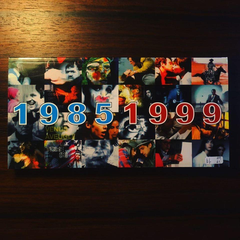 JEAN-LUC GODARD • 1985-1999 • LUÍS MIGUEL OLIVEIRA (ORG.)