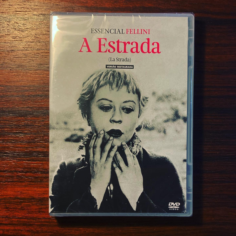 A ESTRADA • LA STRADA • FEDERICO FELLINI