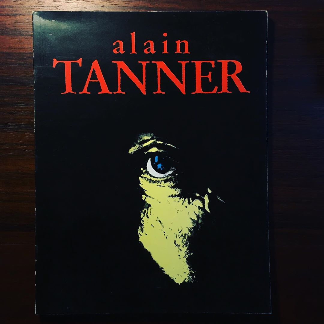 ALAIN TANNER • MANUEL CINTRA FERREIRA & JOSÉ NAVARRO DE ANDRADE (ORG.)