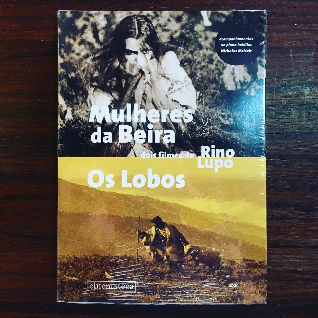RINO LUPO • MULHERES DA BEIRA (1922) • OS LOBOS (1923)
