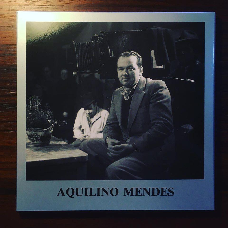 AQUILINO MENDES • LUÍS DE PINA & JOSÉ DE MATOS-CRUZ (ORG.)