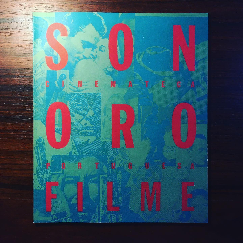 SONORO FILME • LUÍS DE PINA (ORG.)