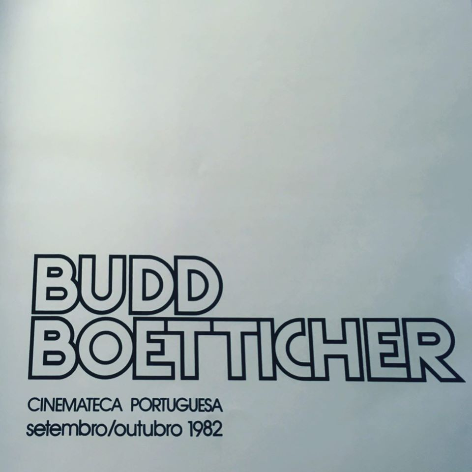 BUDD BOETTICHER • LUÍS DE PINA (ORG.)
