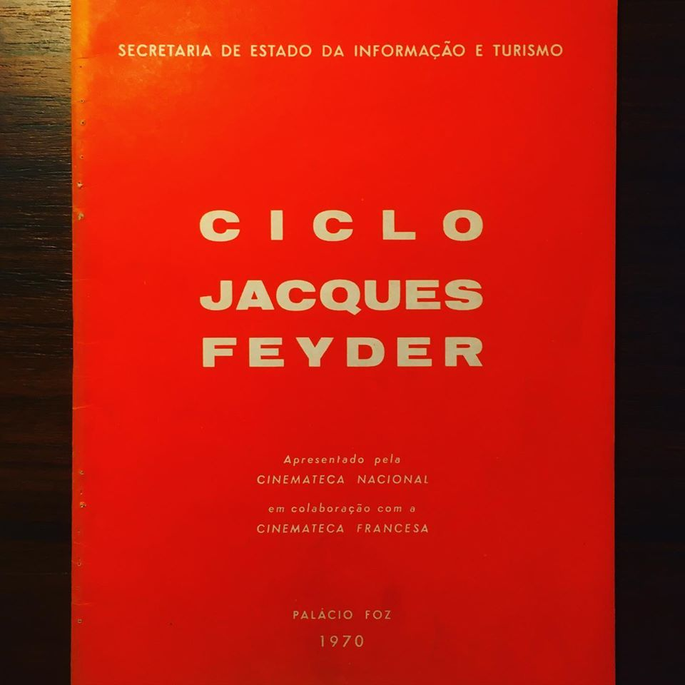 CICLO JACQUES FEYDER
