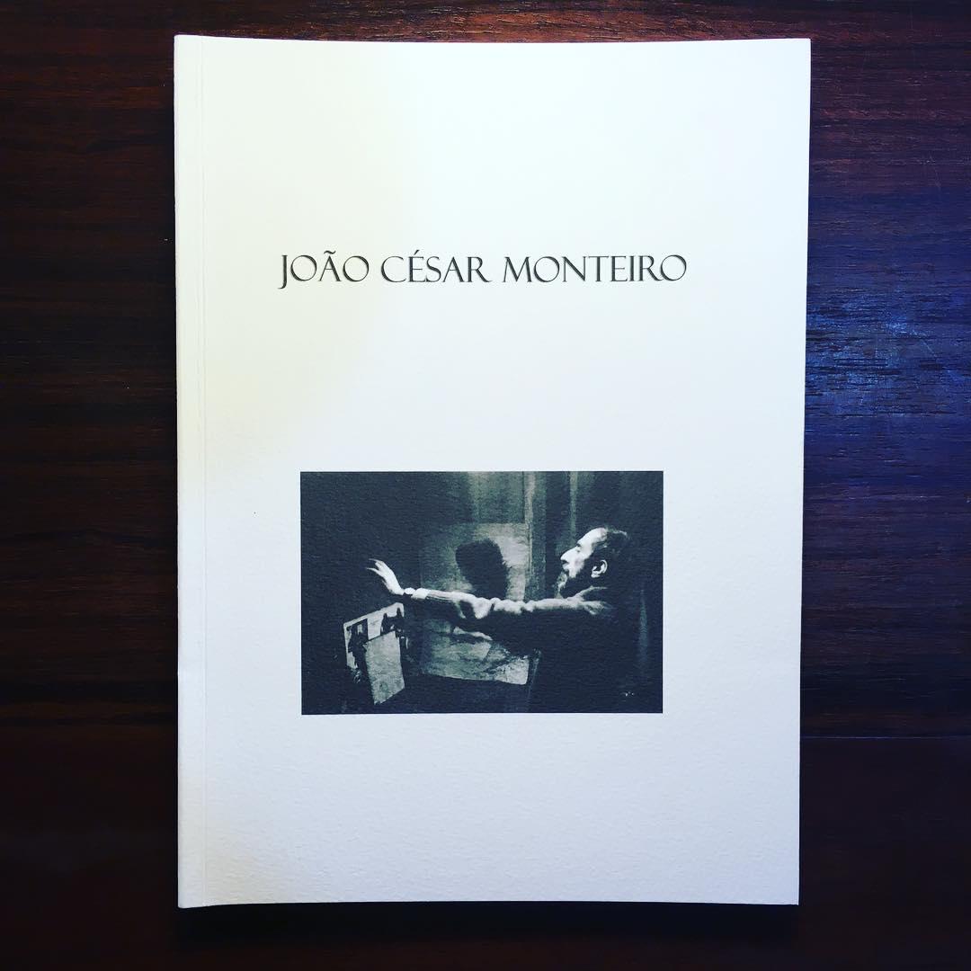 JOÃO CÉSAR MONTEIRO • JOÃO NICOLAU (ORG.)