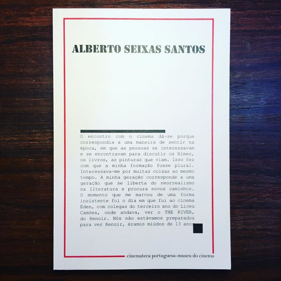 ALBERTO SEIXAS SANTOS • MARIA JOÃO MADEIRA (ORG.)
