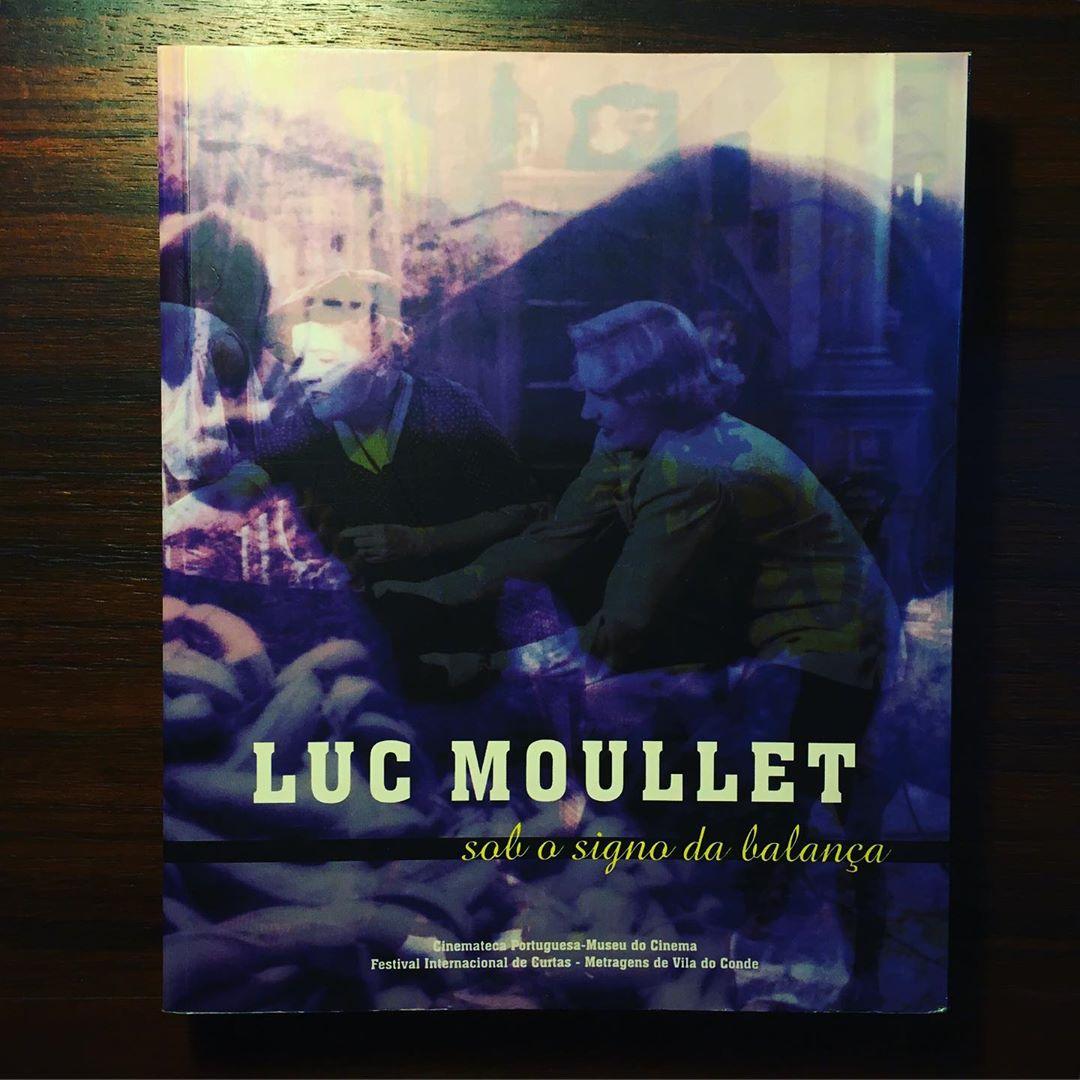 LUC MOULLET • SOB O SIGNO DA BALANÇA • ANTÓNIO RODRIGUES (ORG.)
