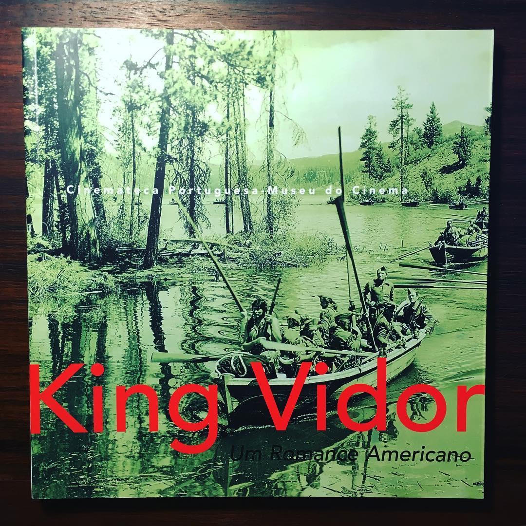 KING VIDOR • UM ROMANCE AMERICANO • MANUEL CINTRA FERREIRA (ORG.)