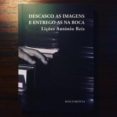DESCASCO AS IMAGENS E ENTREGO-AS NA BOCA • LIÇÕES ANTÓNIO REIS • JOSÉ BOGALHEIRO & MANUEL GUERRA (ORG.)