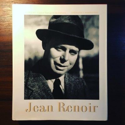 JEAN RENOIR • JOÃO BÉNARD DA COSTA & ANTÓNIO RODRIGUES (ED.)