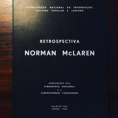 RETROSPECTIVA NORMAN MCLAREN