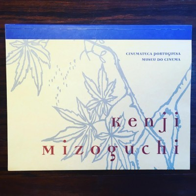 KENJI MIZOGUCHI • LUÍS MIGUEL OLIVEIRA (ORG.)