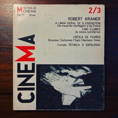 M REVISTA DE CINEMA 2/3 • FEV 1977