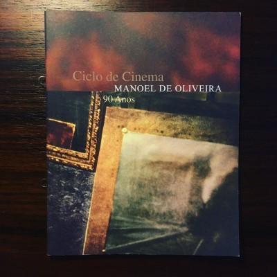 MANOEL DE OLIVEIRA • 90 ANOS