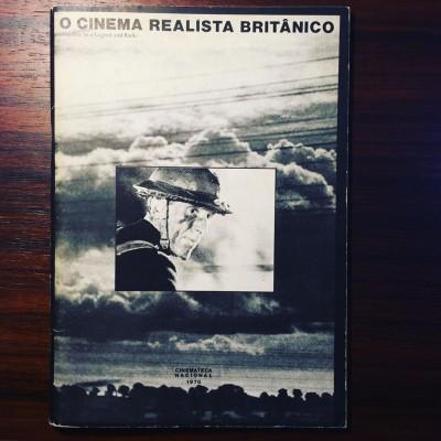CINEMA REALISTA BRITÂNICO • MANUELA VIEGAS & JOÃO BOTELHO (ORG.)