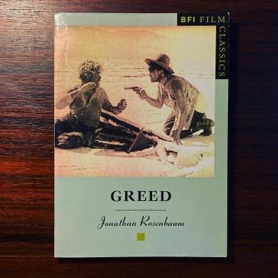 GREED • JONATHAN ROSENBAUM