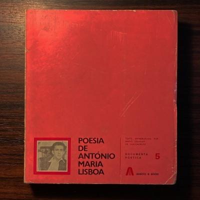 POESIA DE ANTÓNIO MARIA LISBOA • MÁRIO CESARINY