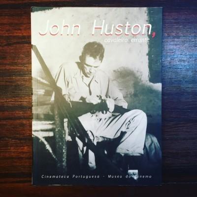 JOHN HUSTON • CAVALEIRO ERRANTE • MARIA JOÃO MADEIRA (ORG.)