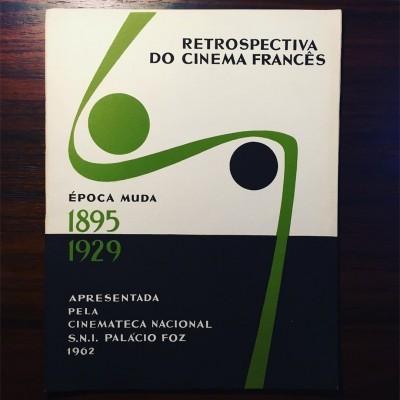 RETROSPECTIVA DO CINEMA FRANCÊS • ÉPOCA MUDA 1895-1929