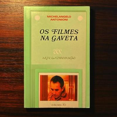 OS FILMES NA GAVETA • MICHELANGELO ANTONIONI