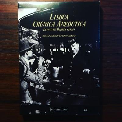 LEITÃO DE BARROS • LISBOA • CRÓNICA ANEDÓTICA (1930)