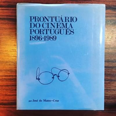 PRONTUÁRIO DO CINEMA PORTUGUÊS 1896-198 • JOSÉ DE MATOS-CRUZ (ORG.)