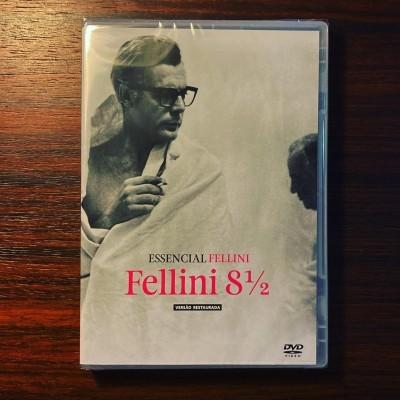 FELLINI 8½ • FEDERICO FELLINI