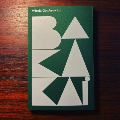 BAKAKAI • WITOLD GOMBROWICZ