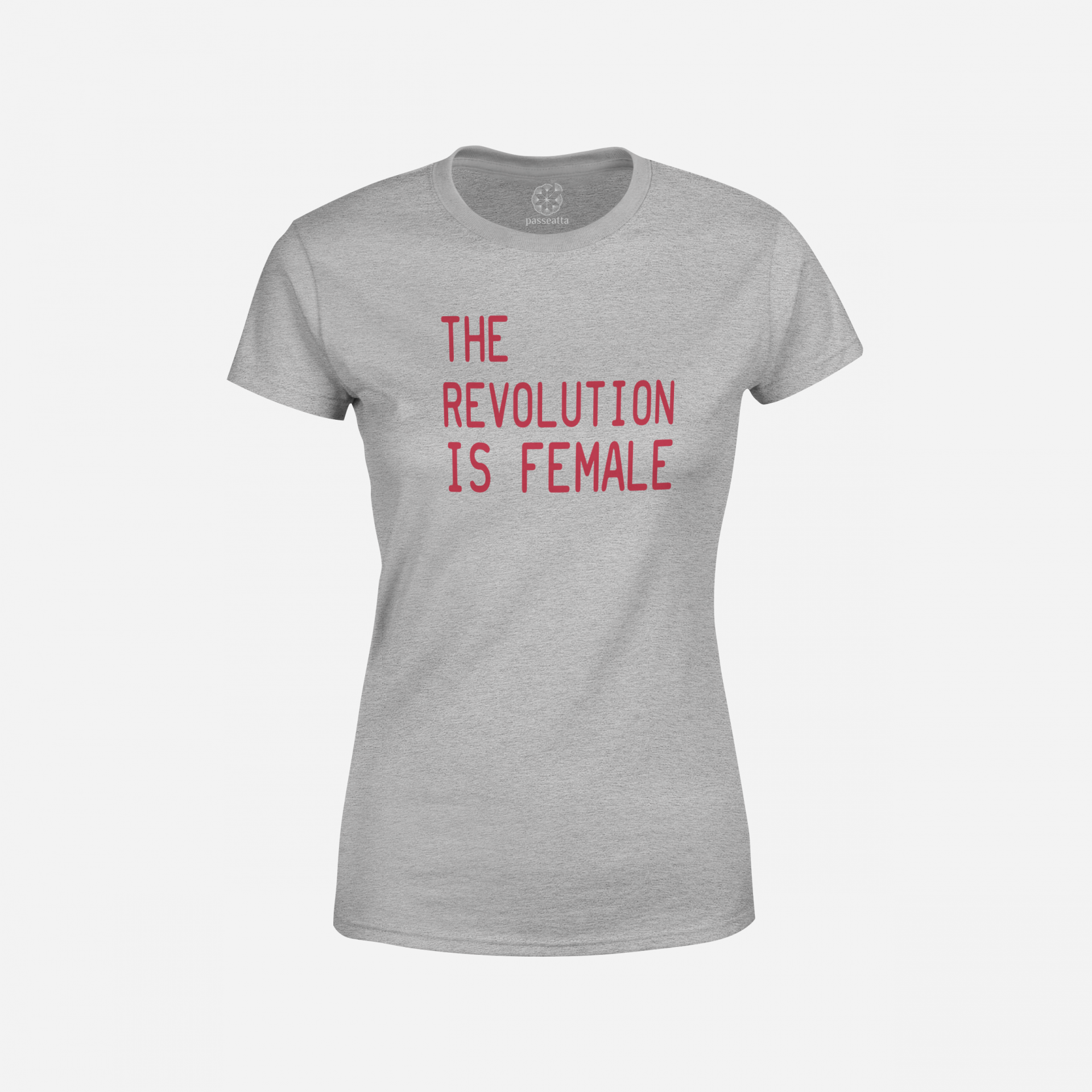 The Revolution Is Female