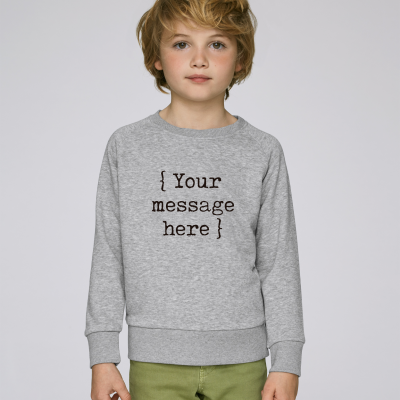 Boys & Girls Sweatshirt