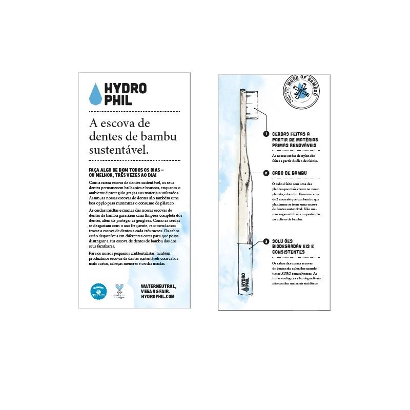Flyer | Escovas de Dentes