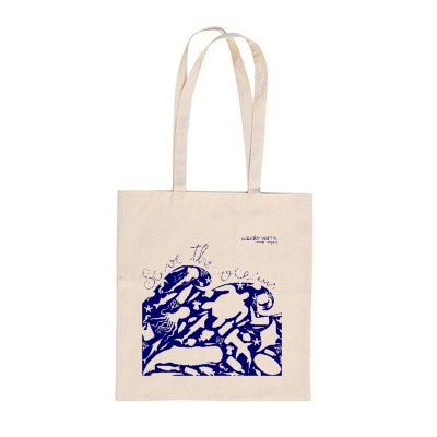 """Tote Bag """"Save The Oceans"""""""