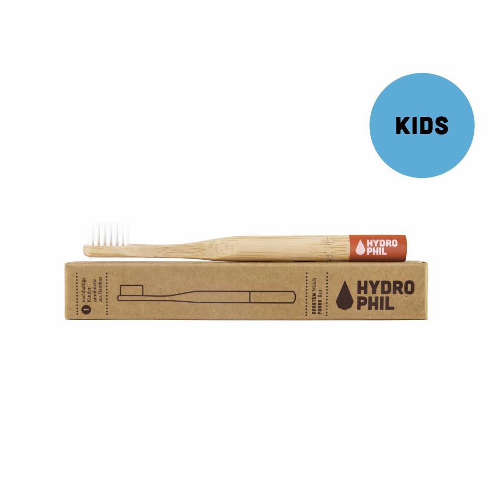 Escova de Dentes Bambu | Criança