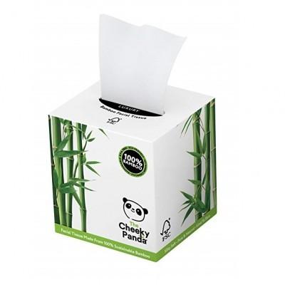 Lenços de Bambu (em cubo)