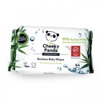 Toalhitas para Bebé em Bambu