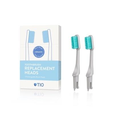 Recarga para Escova de Dentes em Bioplástico (Suave)