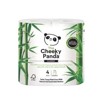 Papel Higiénico Bambu (4 Rolos)
