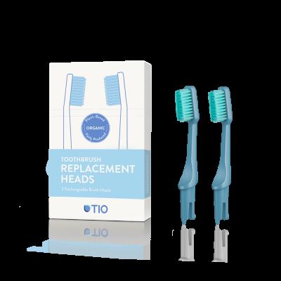 Recarga para Escova de Dentes em Bioplástico (Média)