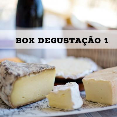 Box Degustação 1