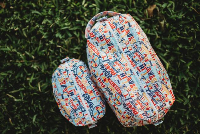 SACO PODS - BUTTONS DIAPERS