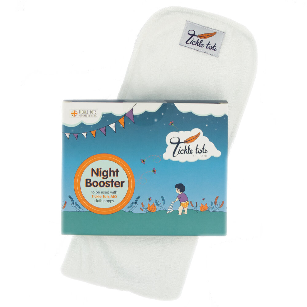 BOOSTER NOITE AIO - TICKLE TOTS