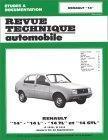 Renault 14 L, TL, GTL 1976-83 RTA368