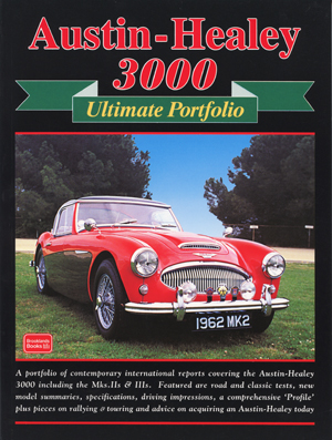 Austin Healey 3000 Ultimate Portfolio