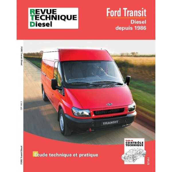 Ford Transit Diesel 1986-00 (RTA148)
