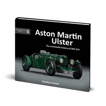 Aston Martin Ulster: Remarkable history CMC 614