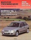 Rover serie 200 Essence 1.4, 1.6 1996- (RTA612)