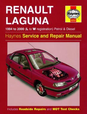 Renault Laguna Petrol/D 1994-00