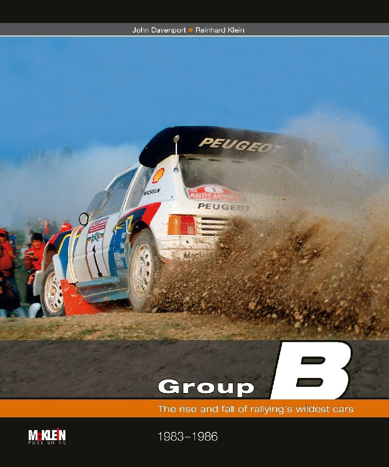 Group B - The rise and fall of rallying's wildest
